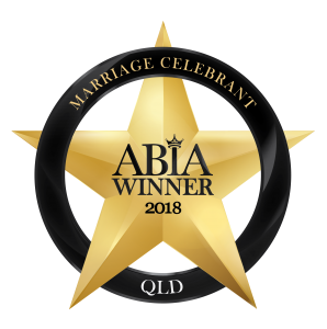 2018 QLD ABIA Celebrant WINNER - Natasha Hill